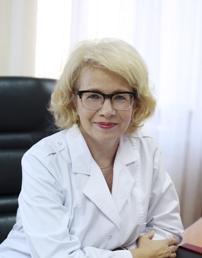 Кукарская Ирина Ивановна