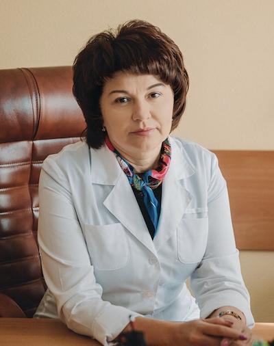 Неверова Елена Николаевна