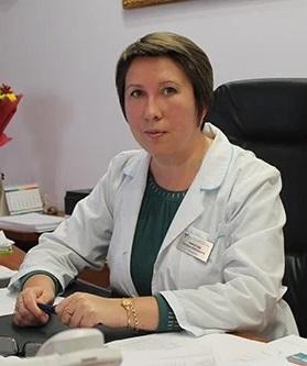 Пирогова Наталья Давыдовна